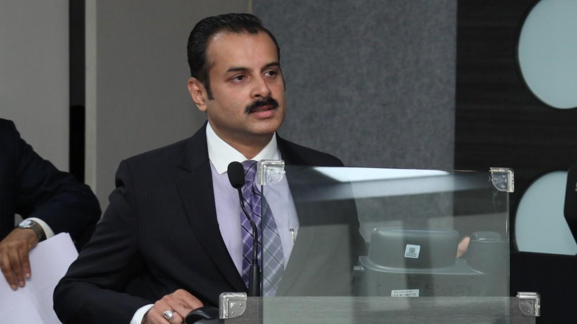Pankaj Phatarphod, Managing Director & Country Head of Services, RBS Ind...