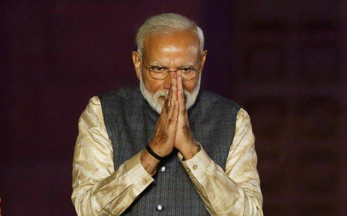 Narendra Modi Reuters-1558635027